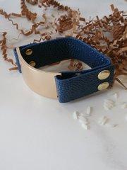 stingray cuff blue