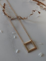 four point necklace