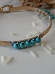 crave turq bracelet