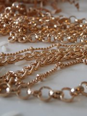 tres necklace