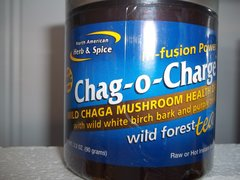 North American Herb & Spice Chag-o-Charge™ Wild Forest Tea -- 3.2 oz