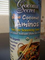 Coconut Secret The Original Coconut Aminos® Soy-Free Seasoning Sauce