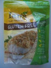 Ians Panko bread crumbs gluten free italian style 7 oz