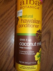 Alba Botanica® Hawaiian Conditioner Coconut Milk -- 12 fl oz