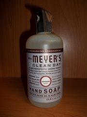 Meyers clean day hand soap lavender w/olive oil & aloe vera 12.5 fl oz