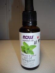 NOW Essential Oils Oil of Oregano -- 1 fl oz
