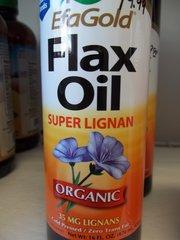 Natures way EfaGold flax oil super lignan organic 16 fl oz
