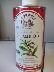 La Tourangelle Toasted Sesame Oil 16.9 fl oz