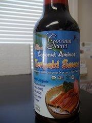 Coconut Secret Coconut Aminos® Teriyaki Sauce 10 fl