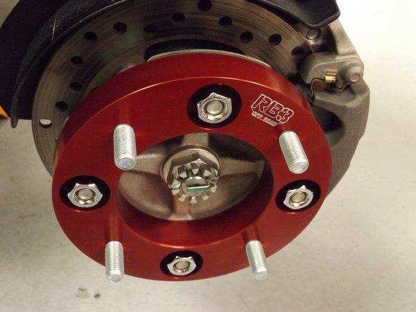 """1"""" Honda Pioneer 1000 Wheel Spacers"""