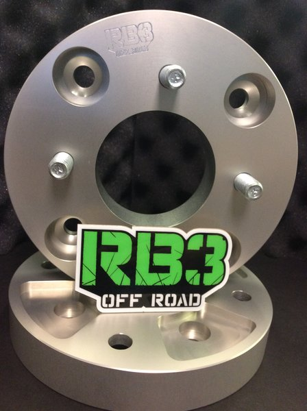 """1""""Wheel Spacer 4/136 to 4/110 Wheel Spacers"""