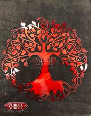 Tree of Life - Crimson