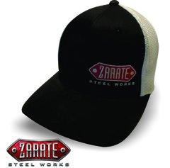 Zarate Steel Works Mesh Back Trucker Flexfit Hat