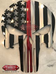 Thin Red Line Punisher