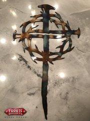 Crown of Thorns Cross