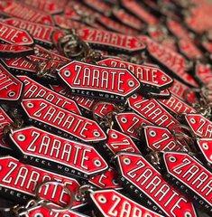 Zarate Steel Works Keychain