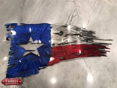 Texas Tattered Flag