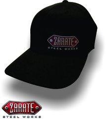 Zarate Steel Works Curved Bill Flexfit Hat.