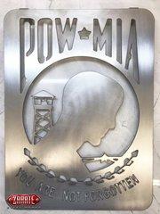 P.O.W Plaque