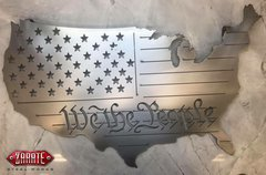 We The People Plaque