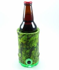 Cooler 2 See® 2.0 Green Camo Koozie