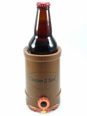 Cooler 2 See® 2.0 Mud series Koozie