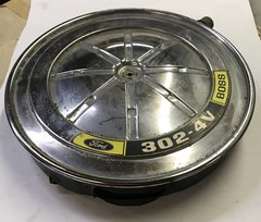ORIGINAL 1970 Boss 302 Air Cleaner Base - Non Ram Air