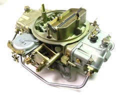 1970 428 Cobra Jet Carburetor - D0ZF-AB Holley 4150 - Automatic - Holley Re-Issue