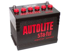Autolite Group 24 Battery 1967-1971