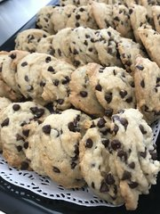 Chocolate Chip Cookie Platter - 24 Cookies