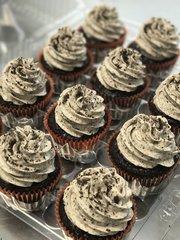 Oreo Cupcakes - 6 Pack