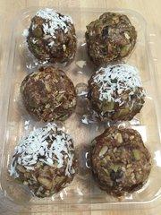 Almond Date Balls - 6 Pack