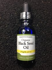Black Seed Oil 1oz