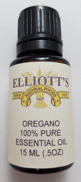 Elliots Natural Foods