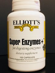 Super Enzymes + 100Caps