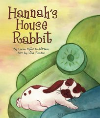 BOOK-HANNAH'S HOUSE RABBIT