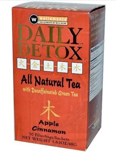 Daily Detox Tea by Rooney 30 Filerbags/Sachets