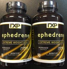 Ephedrene by RxPharma 90 Capsules (2 Bottles!!)