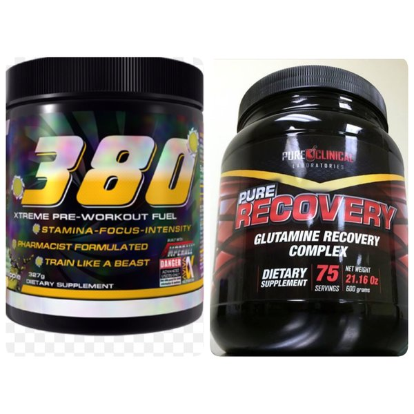 380 bt AvivaNutrition and Pure Recovery by Pure Clinical