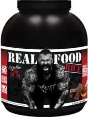 Real Food Rice by 5% Nutrition Cocoa Heaven 60 Servings