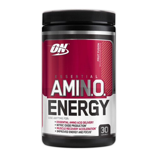 AMINO ENERGY BY OPTIMUM NUTRTION 30 SERVINGS