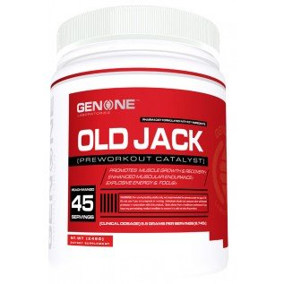 Old Jack by GEN ONE LABS 45 servings
