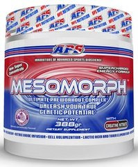 Mesomorph by APS 25 Servings Grape