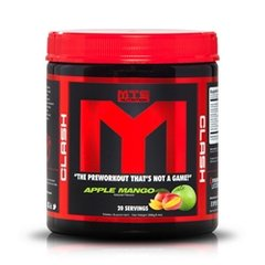 MTS Clash Pre-Workout 20 Servings