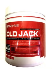 Old Jack by Genone with DMAA 45 Servings