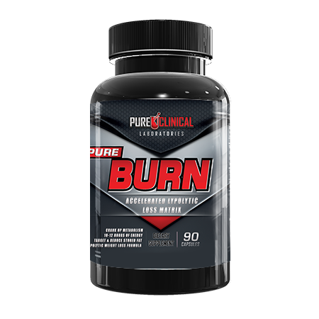 Pure Clinical Burn 90 Capsules