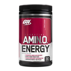AMINO ENERGY BY OPTIMUM NUTRTION 30 SERVINGS