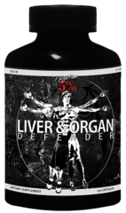 Liver Organ Defender by 5% Nutrition. 270 Capsules