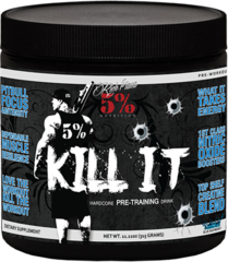 Kill It Rich Piana % Nutrition 30 Servings