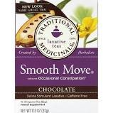 Smooth Move Tea by Traditional Medicinals 16 Wrapped Tea Bags